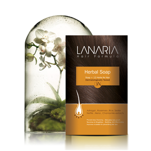 صابون تقویت کننده لاناریا - دکتر نوروزیان